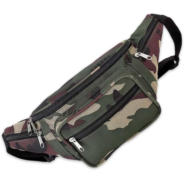 Camo Waist Pack