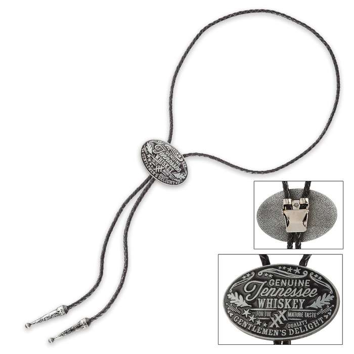 Tennessee Whiskey Bolo Tie