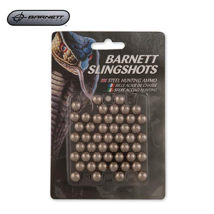 Barnett Slingshot 50 Count