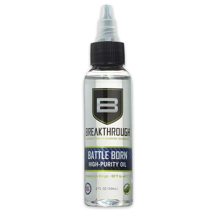 Battle Born High Purity Oil - 2 Oz