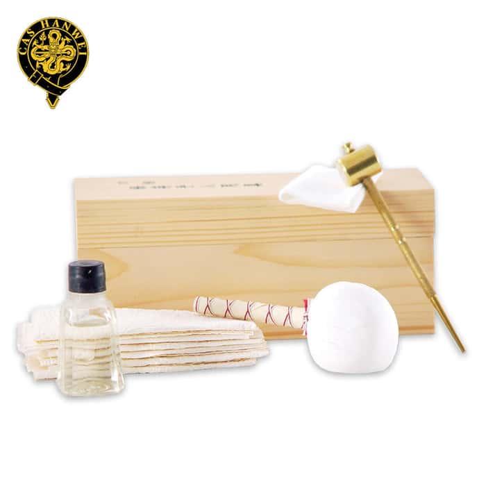Cas Hanwei Japanese Sword Maintenance Kit