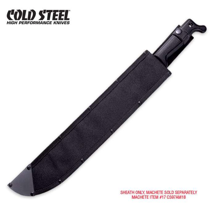 "Cold Steel Latin Machete 18"" Sheath"