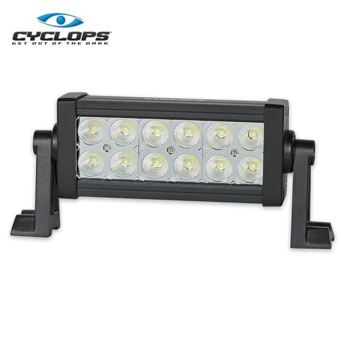 Cyclops Side Mount Dual Truck Lights - 2700 Lumens