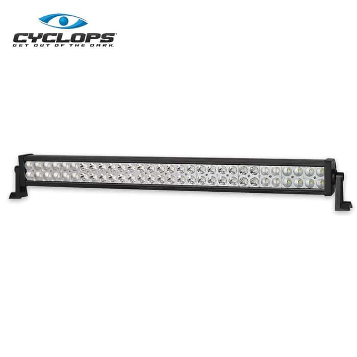 Cyclops Side Mount Dual Truck Lights - 13500 Lumens