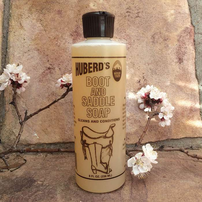 Huberds Boot And Saddle Soap - 8 Oz.