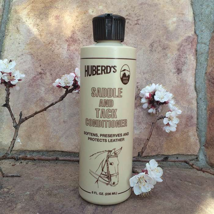 Huberds Saddle And Tack Conditioner - 8 Oz.
