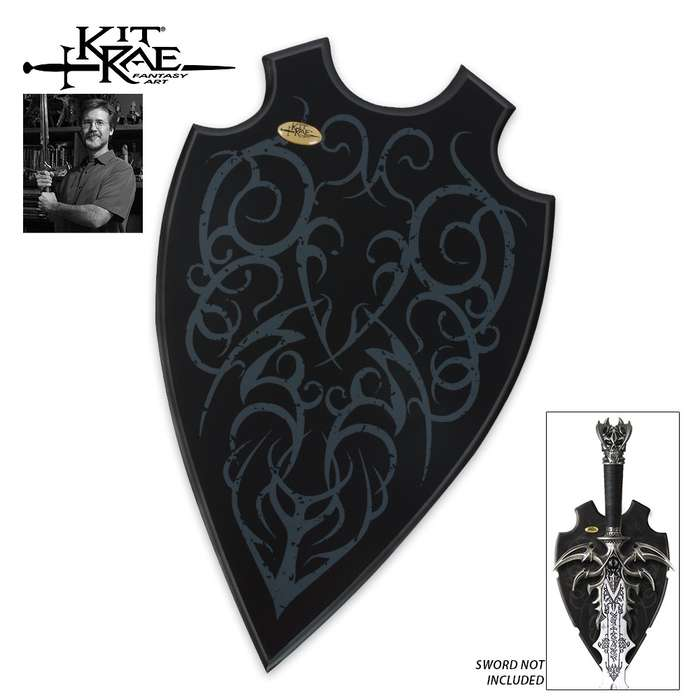 Kit Rae Universal Sword Plaque