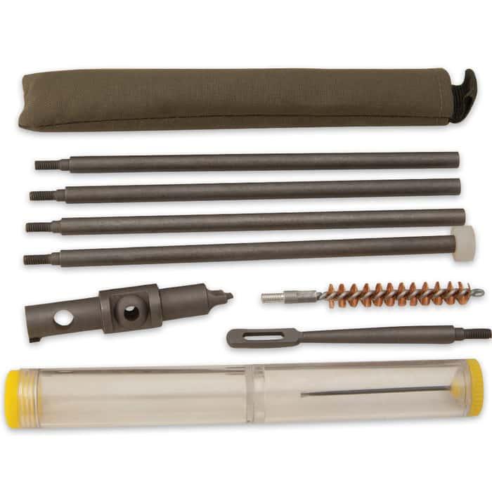 M1 Garand Butt Stock Cleaning Kit