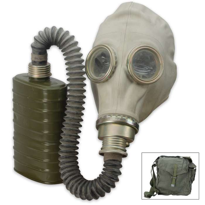 Military Surplus NATO Gas Mask
