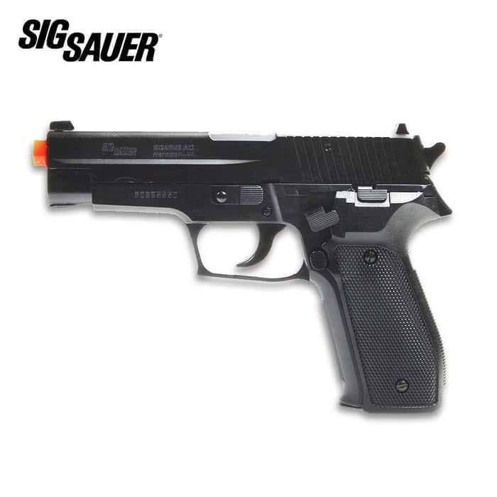 Sig Sauer P226 Spring Airsoft Pistol Black