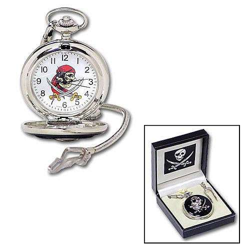 Classic Pirate Pocket Watch