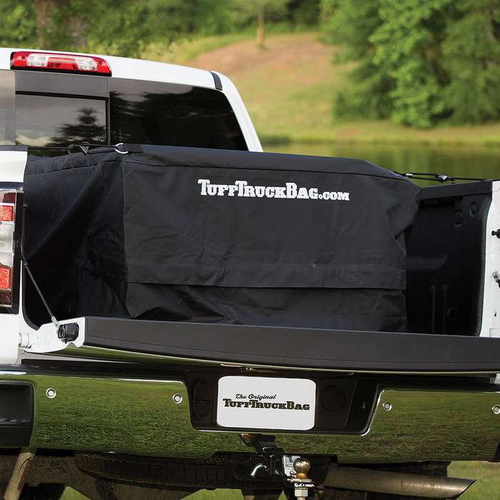 Black Tuff Truck Bag