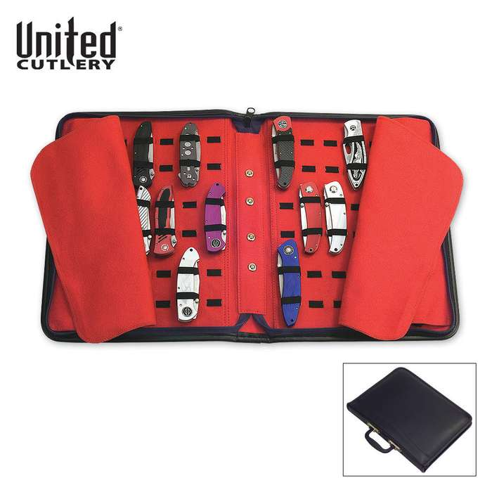 United Cutlery Large Pocket Knife Storage Case