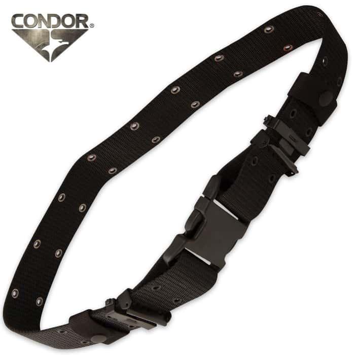 Condor Outdoor Pistol Belt