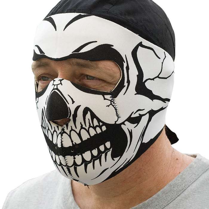 Full Skull Neoprene Facemask