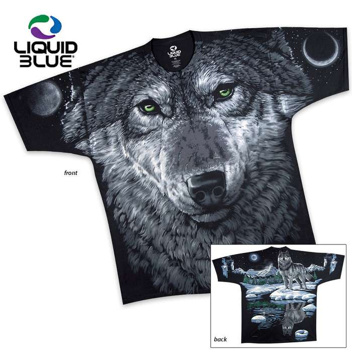 Arctic Wolf Short Sleeve T-Shirt