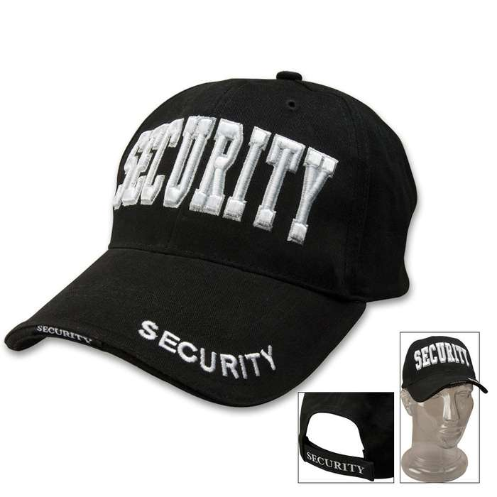 Security Hat
