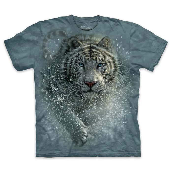 Wet & Wild Tiger Short Sleeve T-Shirt