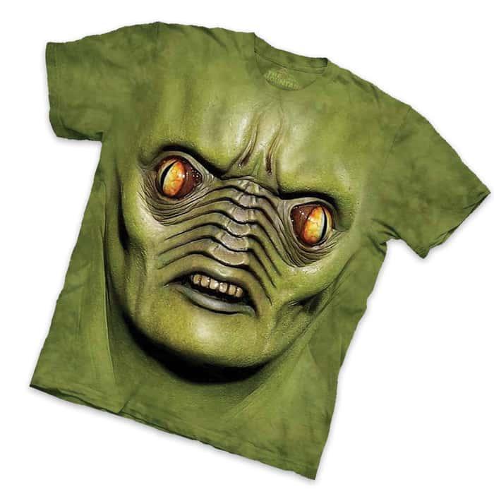 Big Face Andromeda Short Sleeve T-Shirt