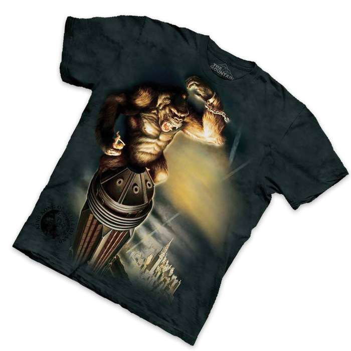 King Kong Short Sleeve T-Shirt