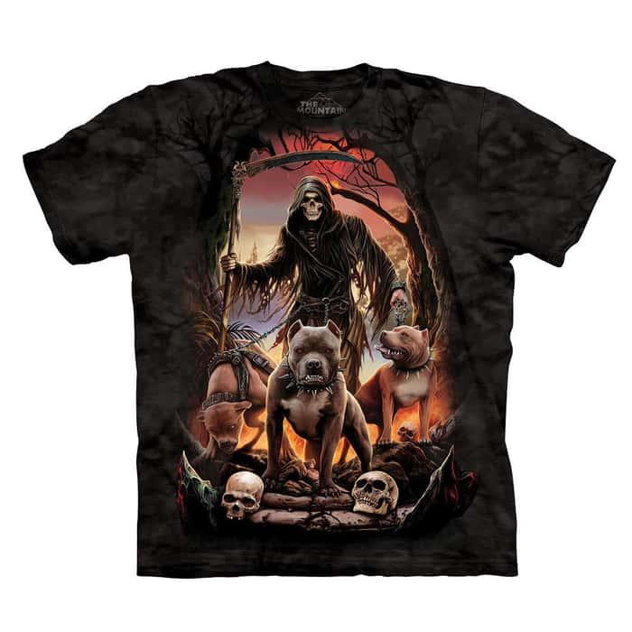 Deaths Pack Short Sleeve T-Shirt