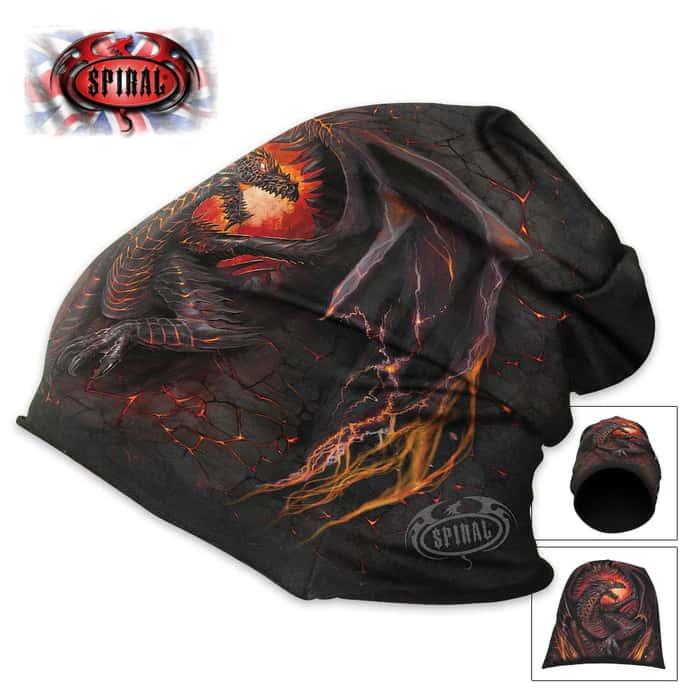 Dragon Furnace Cotton Beanie - Hat