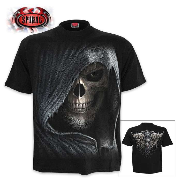 Darkness Black T-Shirt