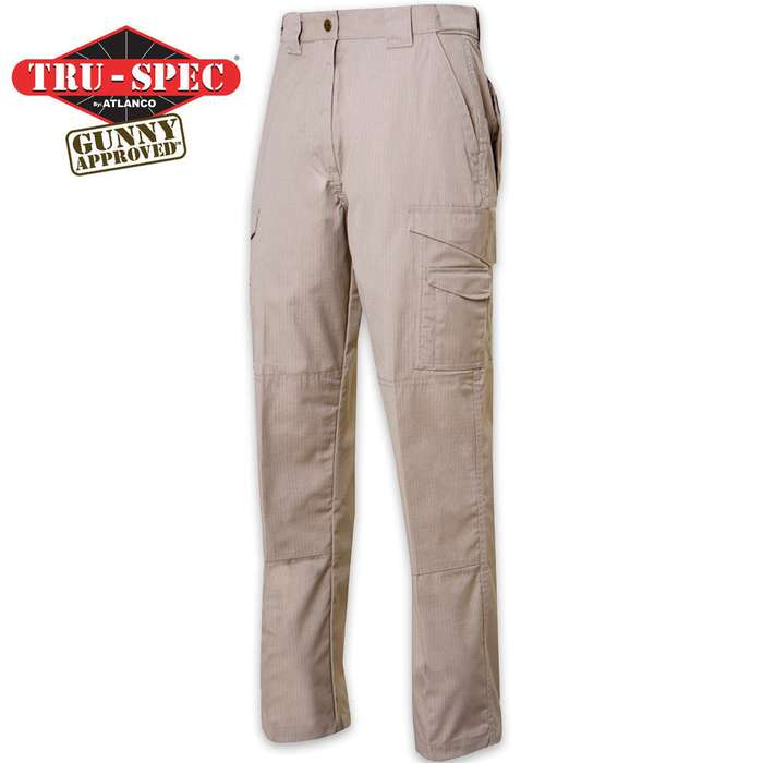 24-7 Series Tactical Khaki Pants