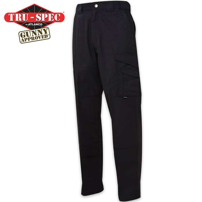 24-7 Series Tactical Black Pants