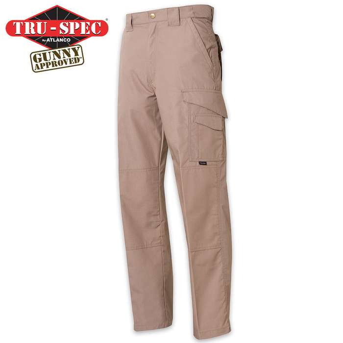 24-7 Series Tactical Coyote Pants