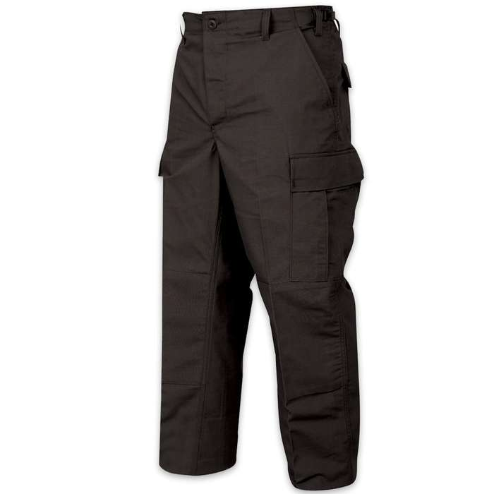 ROTHCO Basic BDU Uniform Pant Black