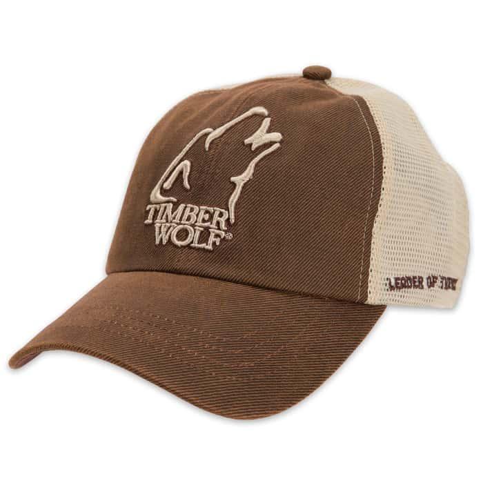 Timber Wolf Logo Cap - Hat