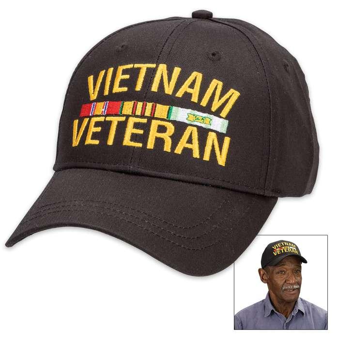 Double Down Vietnam Black Cap - Hat
