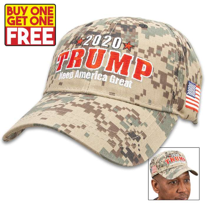 Buy one and get one of these awesome caps for free