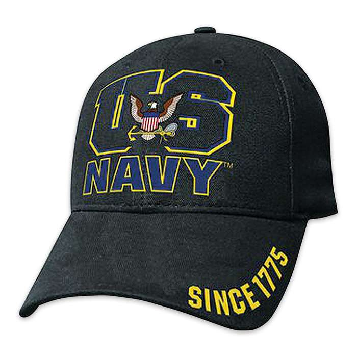 US Navy Honor Since 1775 Cap