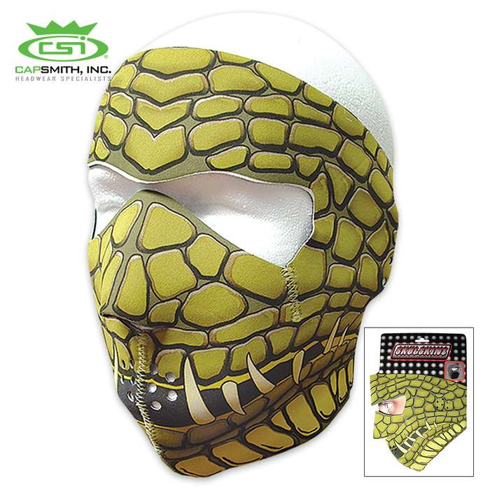 Gator Neoprene Face Mask