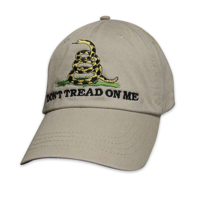 Dont Tread On Me All Cap