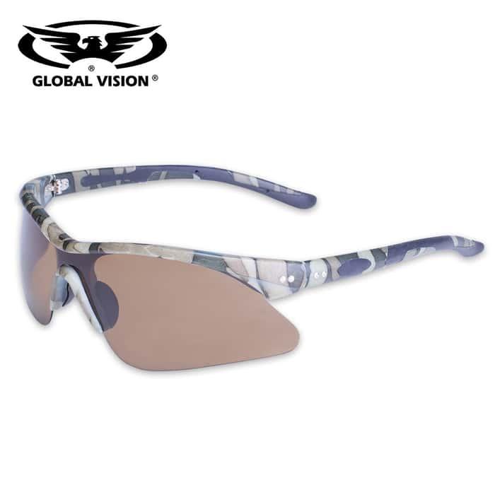 BluWater Polarized Swamp King Sunglasses