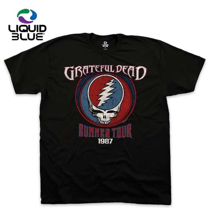 Summer Of 1987 Grateful Dead T-Shirt