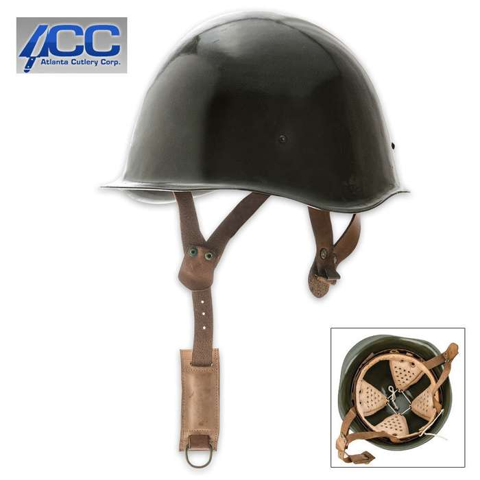 Cold War Era M-70 Hungarian Helmet