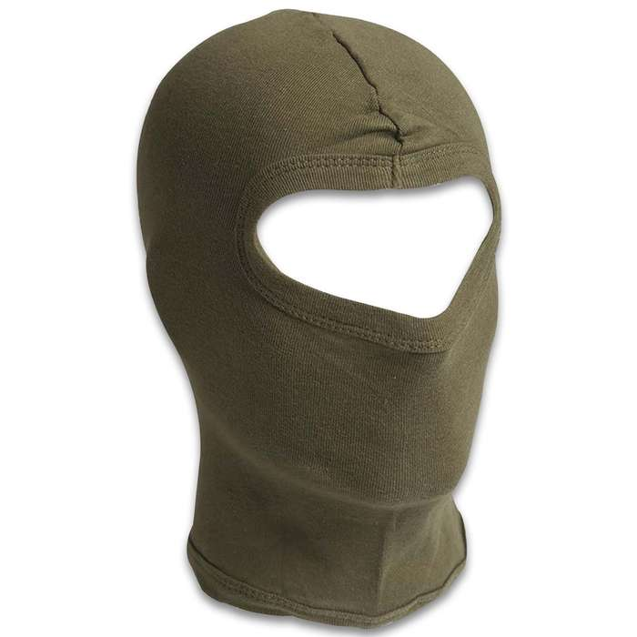 The Mil-Tec Cold Weather Face Mask is a must-have addition to your cold weather gear, whether it's for work or recreation