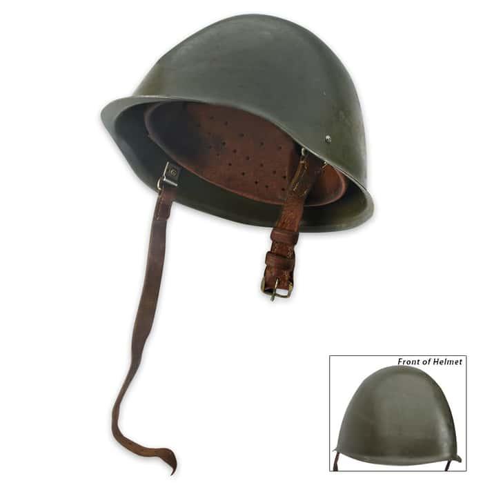 NATO Steel Helmet Used