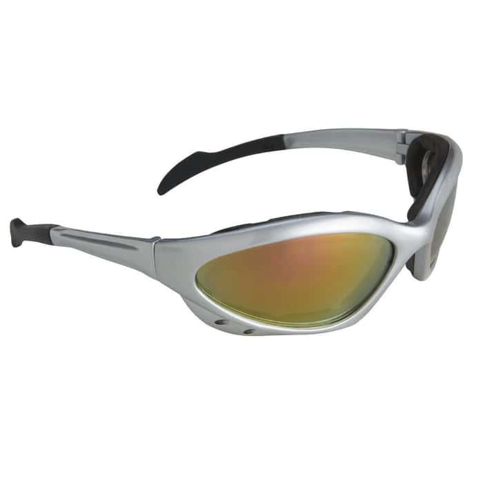 Colored Mirror Silver Sunglasses