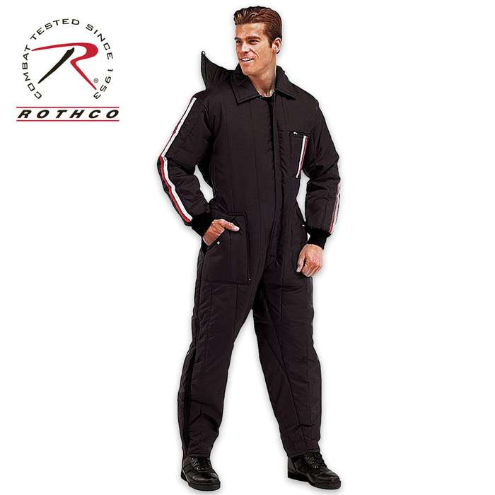 Rothco Ski and Rescue Suit - Black