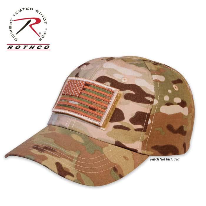 Operators Tactical Cap Multicam