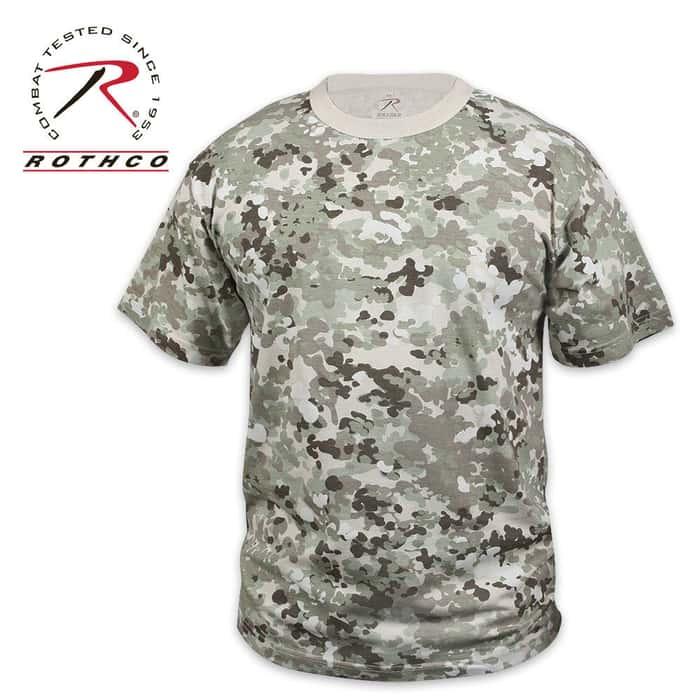 Total Terrain Camo T-Shirt