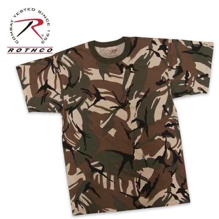 Safariflage Camo T-Shirt