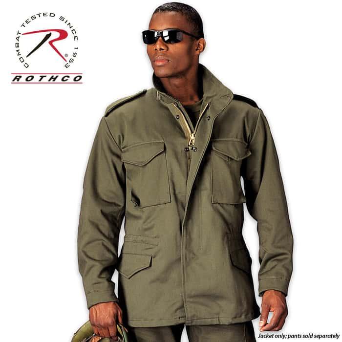 M65 Field Jacket OD