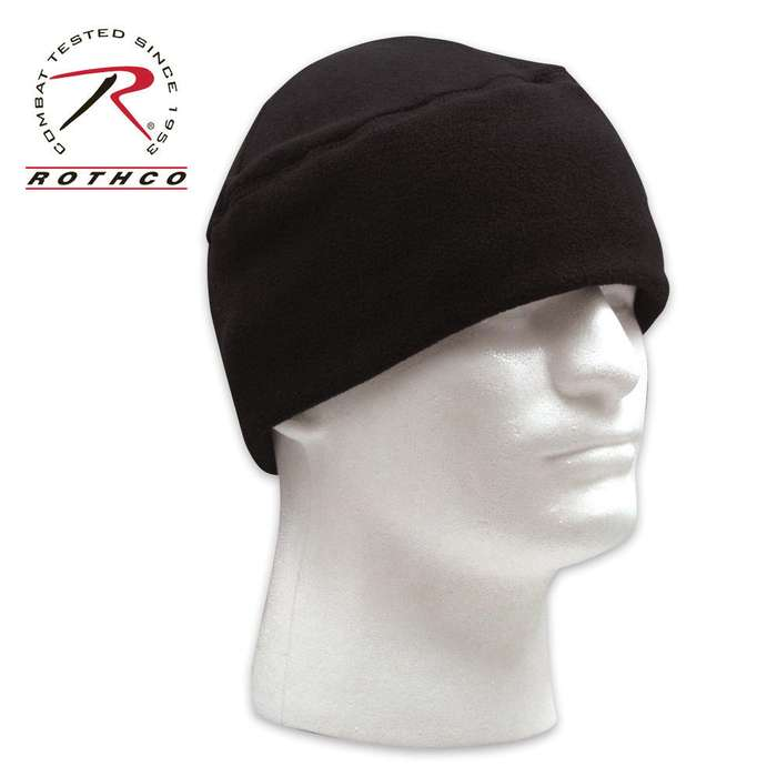G.I. Style Polar Fleece Watch Cap
