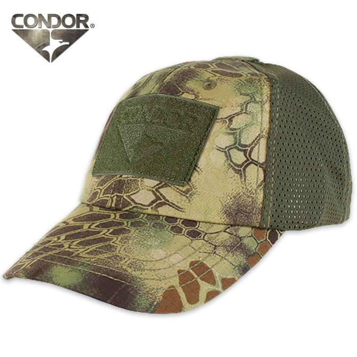 Condor Kryptek Mesh Tactical Cap - Hat